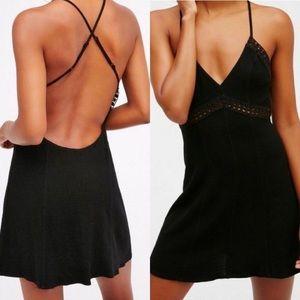 NWT Free people sweet talker dress!